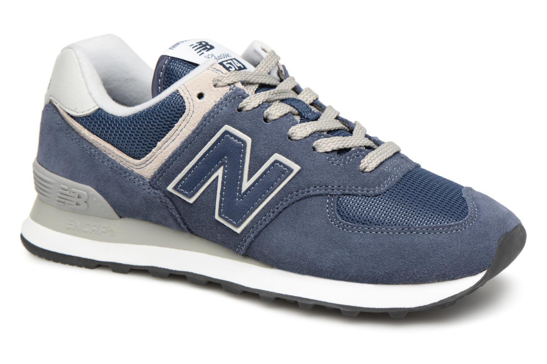 Zapatos promocionales New Balance WL574 (Azul) - Deportivas   Gran descuento