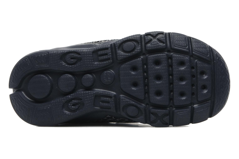 Sneakers Geox B RUNNER BOY Blauw boven