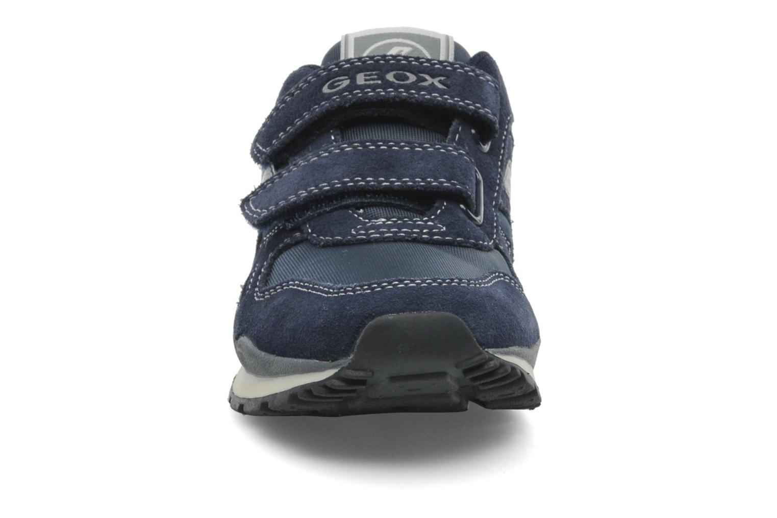 Sneakers Geox J PAVEL A Blauw model