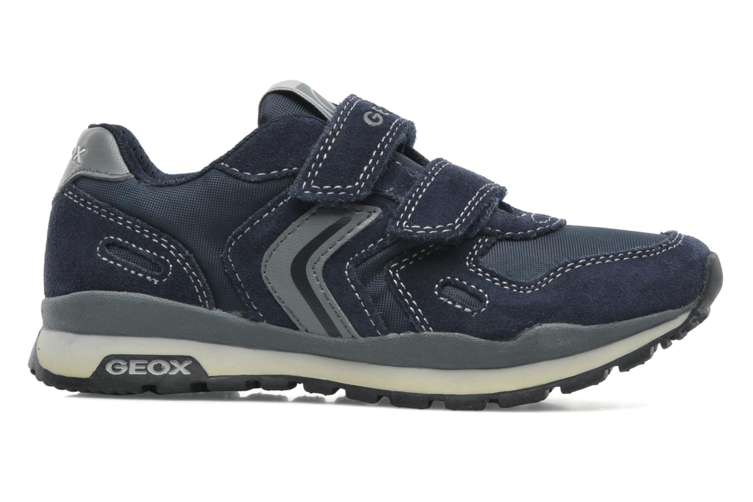 Sneakers Geox J PAVEL A Blauw achterkant