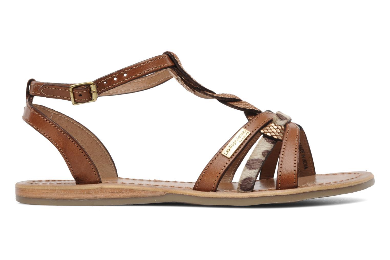 Sandals Les Tropéziennes par M Belarbi Hams Brown back view