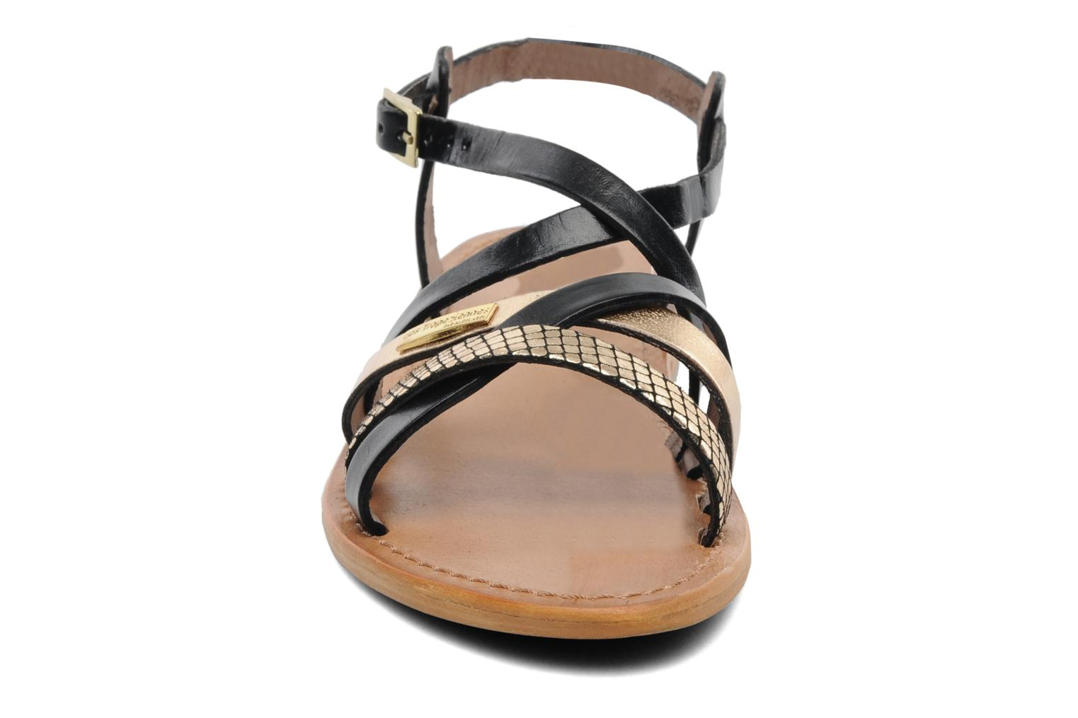 Sandals Les Tropéziennes par M Belarbi Hapax Black model view