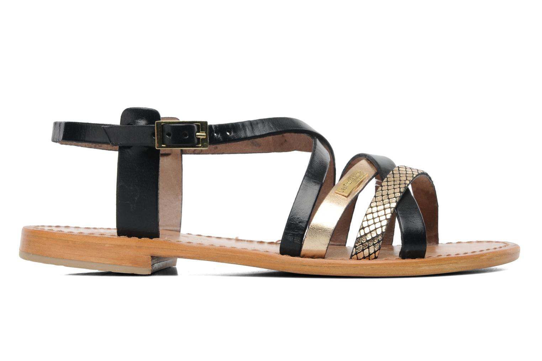 Sandals Les Tropéziennes par M Belarbi Hapax Black back view