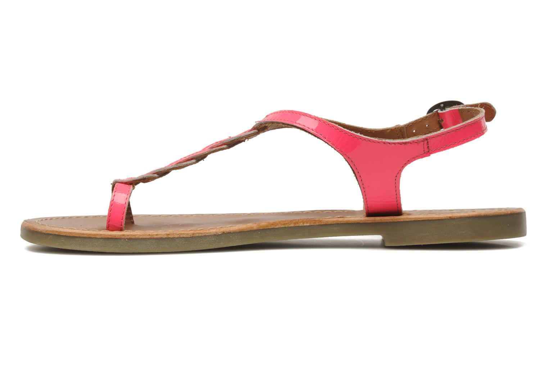 Sandalen Kickers Djinny Roze voorkant