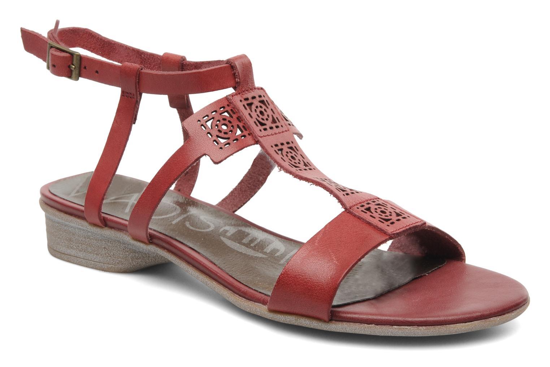 Sandalen Madison Runa rot detaillierte ansicht/modell