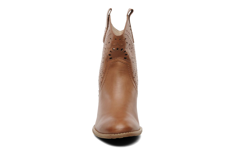 Bottines et boots Madison Veso Marron vue portées chaussures