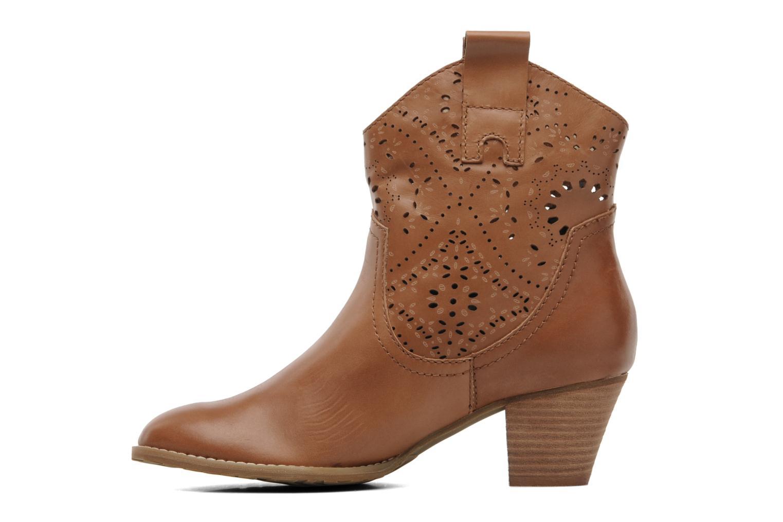 Bottines et boots Madison Veso Marron vue face