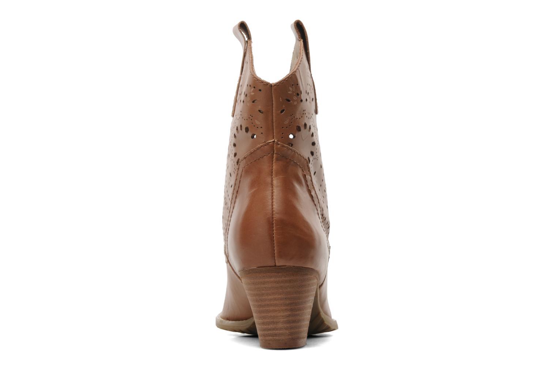 Bottines et boots Madison Veso Marron vue droite
