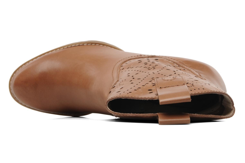 Bottines et boots Madison Veso Marron vue gauche