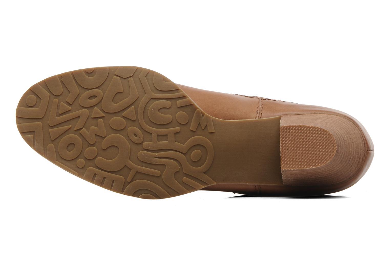 Bottines et boots Madison Veso Marron vue haut