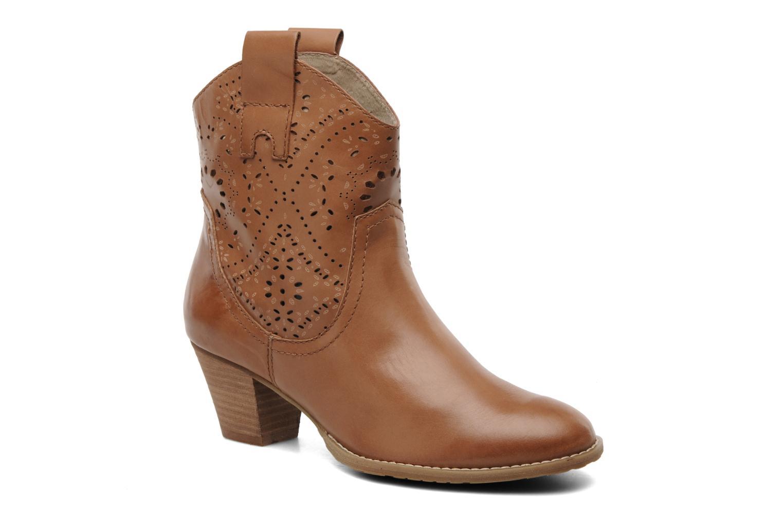 Bottines et boots Madison Veso Marron vue détail/paire