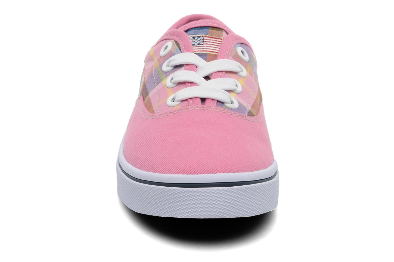 Sneakers U.S Polo Assn. GALL MADRAS Roze model