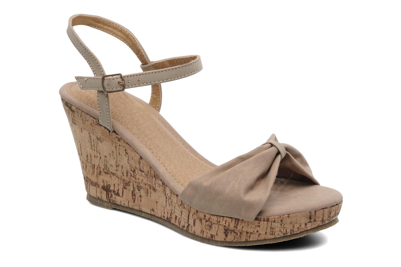 Sandalen Latinas Perla beige detaillierte ansicht/modell