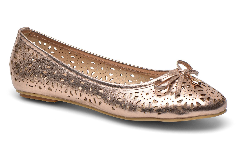 Ballerina's Latinas Bila Goud en brons detail