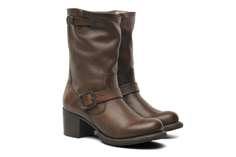 Bottines et boots Frye Vera Short Marron vue 3/4