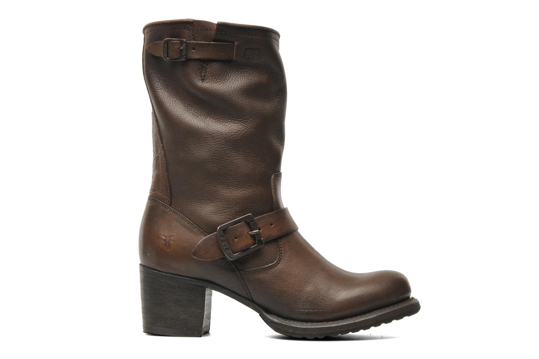 Stiefeletten & Boots Frye Vera Short braun ansicht von hinten