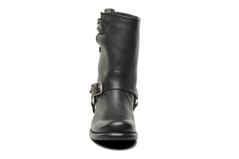 Boots en enkellaarsjes Frye Jenna chain short Zwart model