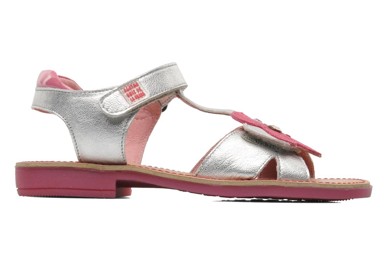 Sandales et nu-pieds Agatha Ruiz de la Prada Anthyllis Argent vue derrière