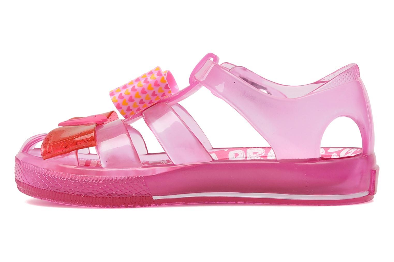 Sandales et nu-pieds Agatha Ruiz de la Prada Arnica Rose vue face
