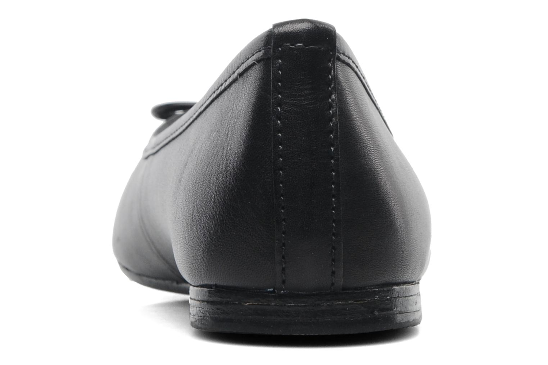 Ballerines Elizabeth Stuart Cesarine 830 Noir vue droite
