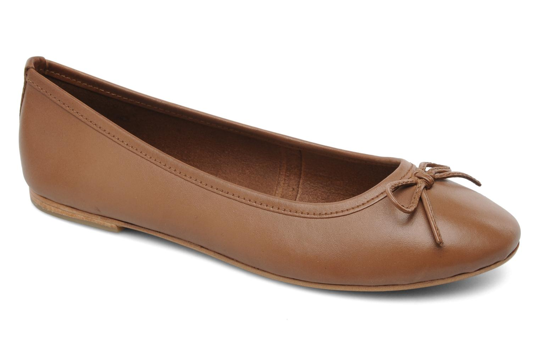 Los últimos zapatos de descuento para hombres y mujeres Elizabeth Stuart Cesarine 830 (Marrón) - Bailarinas en Más cómodo