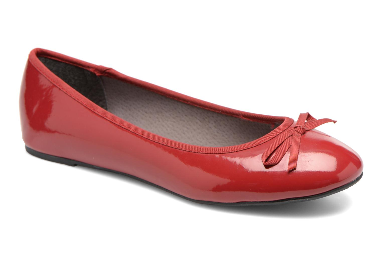 Ballerinas Elizabeth Stuart Castel 813 rot detaillierte ansicht/modell