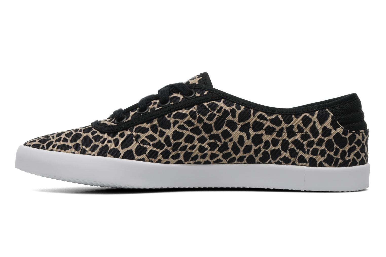 Sneakers Reebok Nc Plimsole Zwart voorkant