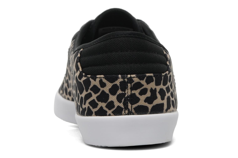 Sneakers Reebok Nc Plimsole Zwart rechts