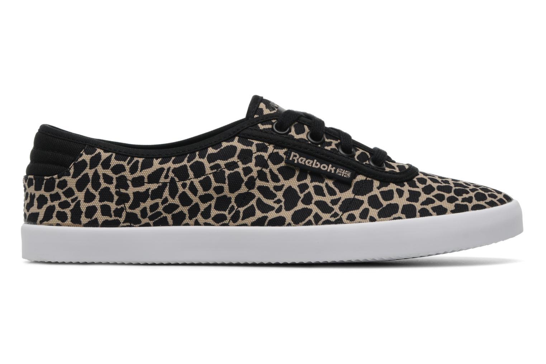 Sneakers Reebok Nc Plimsole Zwart achterkant
