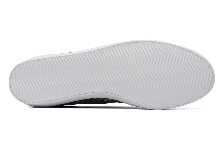 Sneaker Reebok Nc Plimsole schwarz ansicht von oben