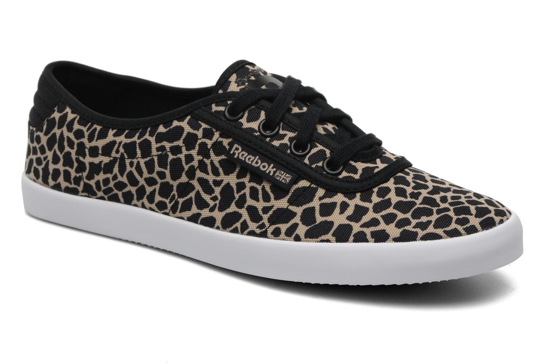 Sneakers Reebok Nc Plimsole Zwart detail