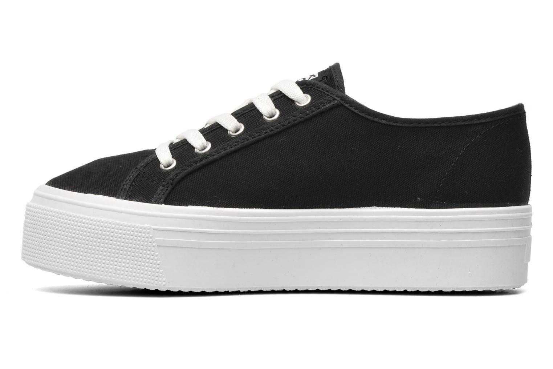 Sneakers No Box Alma Zwart voorkant