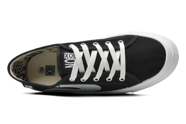 Sneakers No Box Alma Sort se fra venstre