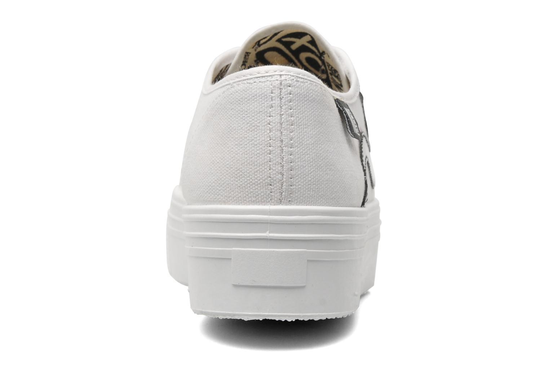Sneakers No Box Alma Hvid Se fra højre