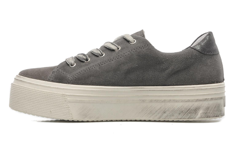 Sneaker No Box Alma grau ansicht von vorne