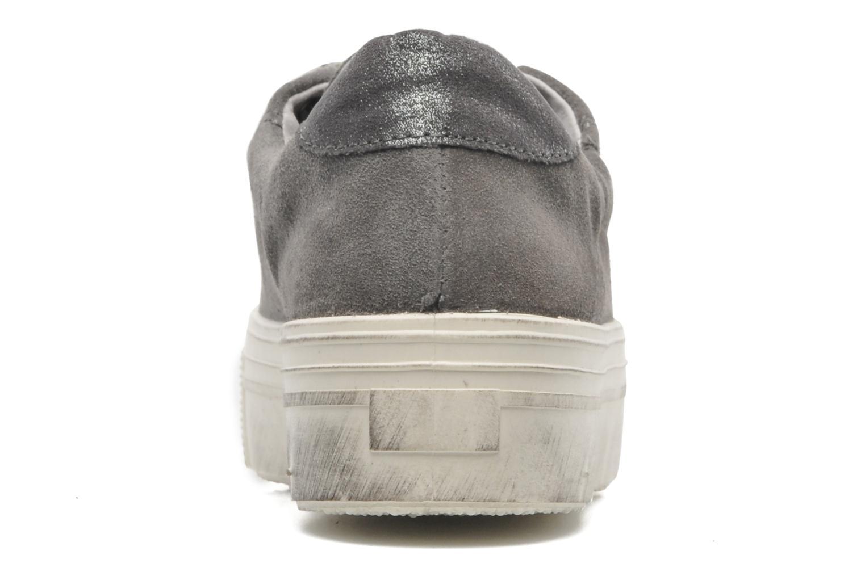 Sneaker No Box Alma grau ansicht von rechts