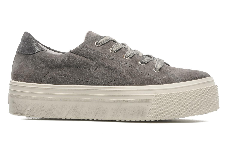 Sneaker No Box Alma grau ansicht von hinten