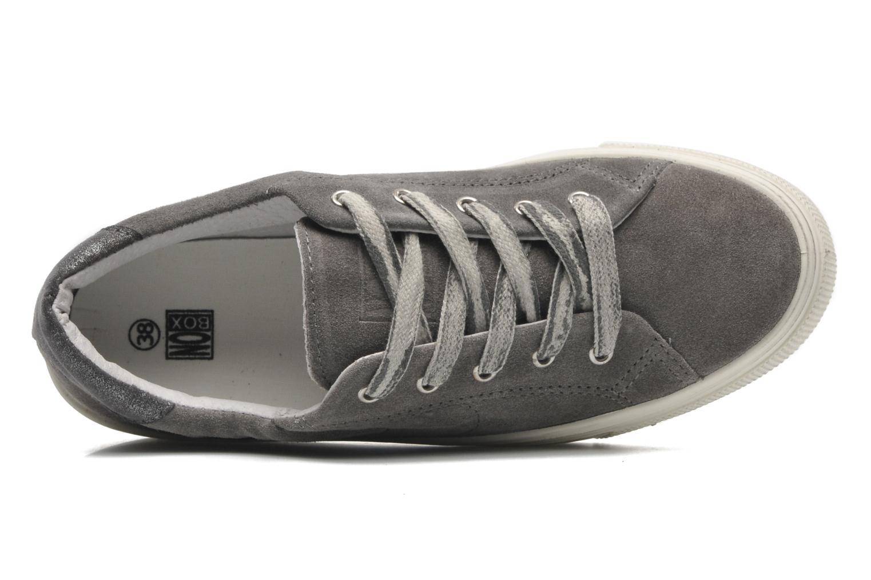 Sneaker No Box Alma grau ansicht von links