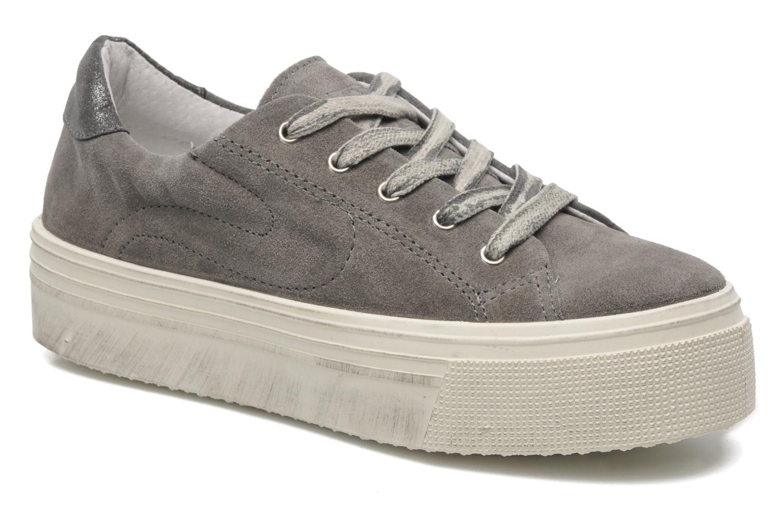 Sneakers No Box Alma Grijs detail