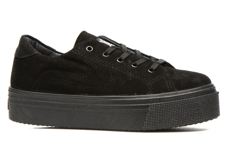 Sneaker No Box Alma schwarz ansicht von hinten