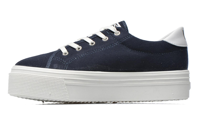 Sneakers No Box Alma Blå se forfra