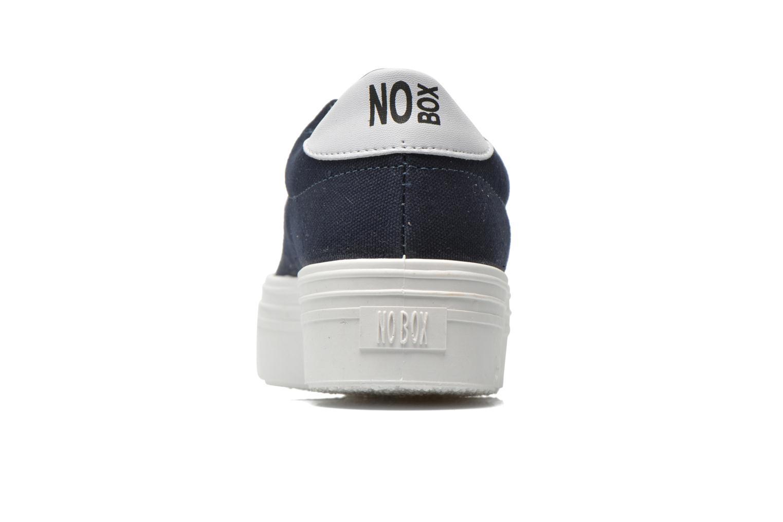 Sneakers No Box Alma Blauw rechts