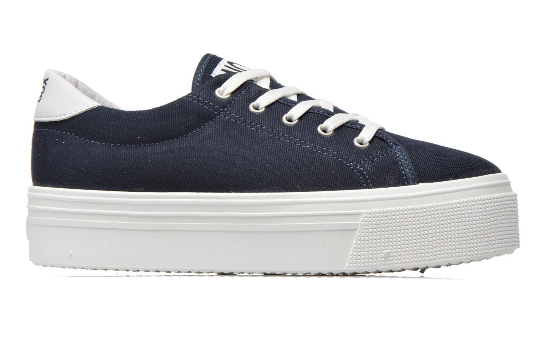 Sneakers No Box Alma Blauw achterkant