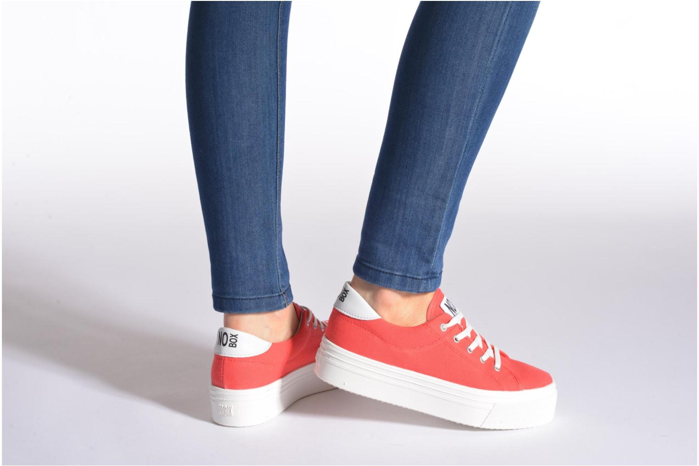 Sneaker No Box Alma mehrfarbig ansicht von unten / tasche getragen