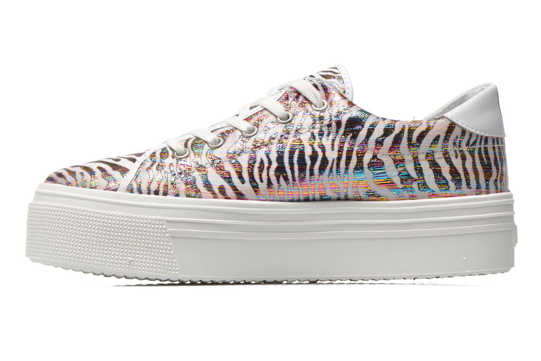 Sneaker No Box Alma mehrfarbig ansicht von vorne