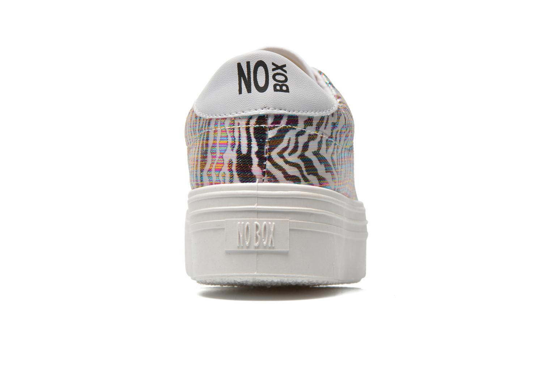 Sneaker No Box Alma mehrfarbig ansicht von rechts