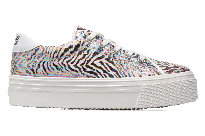 Sneaker No Box Alma mehrfarbig ansicht von hinten