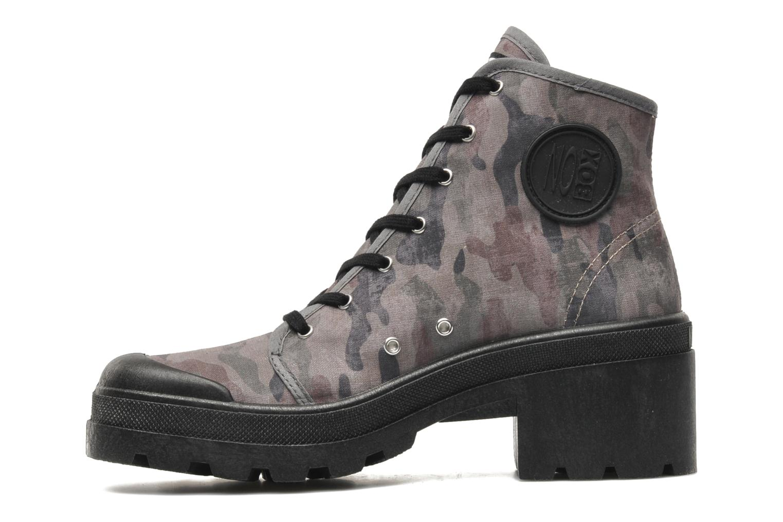 Sneaker No Box Galia mehrfarbig ansicht von vorne