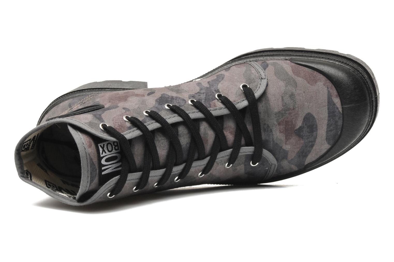 Sneaker No Box Galia mehrfarbig ansicht von links
