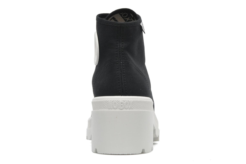 Sneakers No Box Galia Zwart rechts